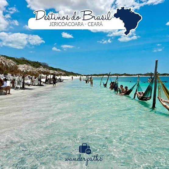 destinos brasil jericoacoara - Destinos do Brasil • Jericoacoara