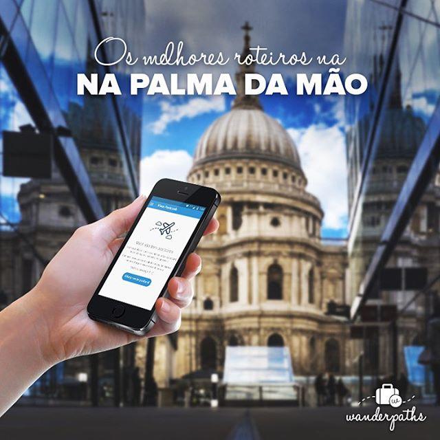 aplicativos de viagem - Os melhores roteiros de viagem na palma da mão
