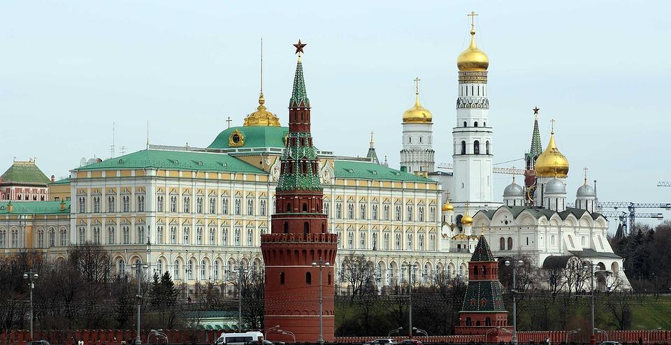 moscou kremlin - São Petersburgo, Capital Cultural da Rússia