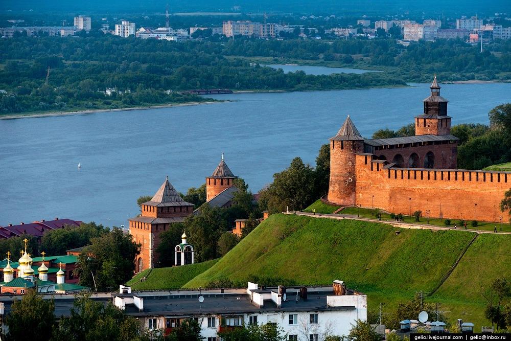 NN1 - Nijni Novgorod, a misteriosa cidade estratégica