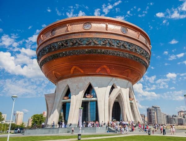 kz5 - Kazan, a capital muçulmana na Rússia