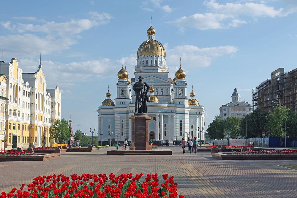 saran1 - Saransk, a simpática e cultural cidade russa