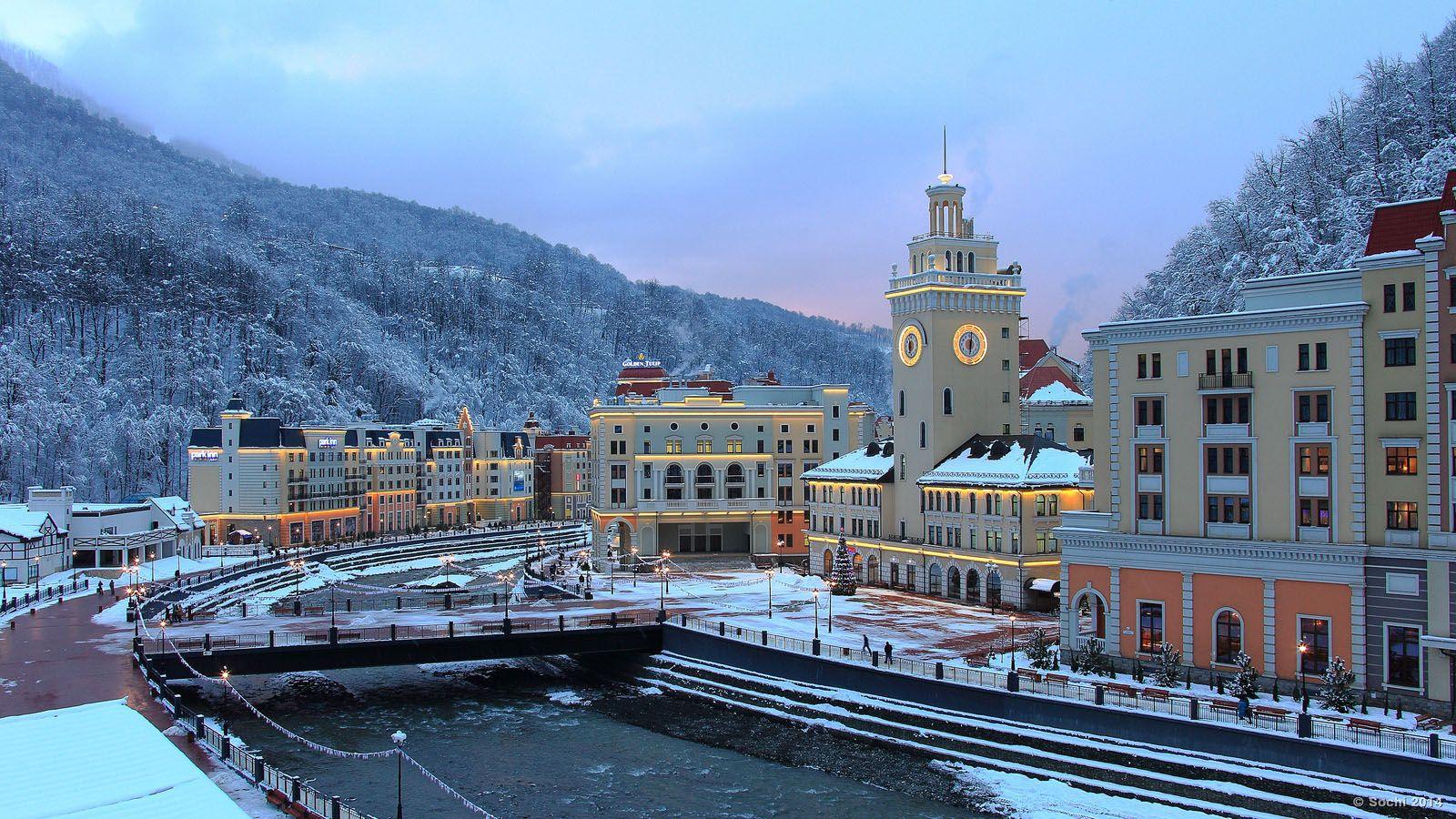 sochi1 - Sochi, cidade simbolo da simpatia russa