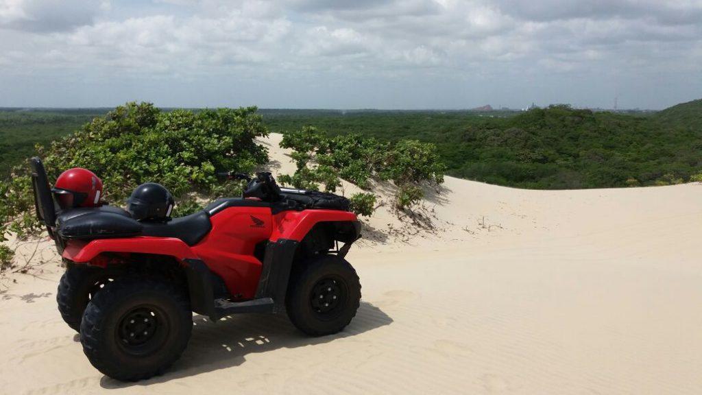 Cumbuco 12 1024x576 - Praia do Cumbuco - O paraíso das dunas no Ceará