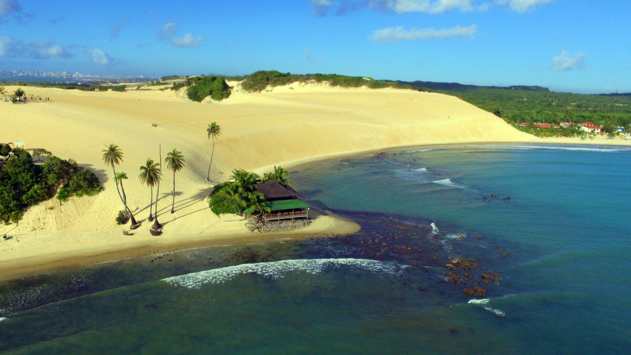 Praia de Genipabu  - O que fazer em Natal RN - os melhores passeios e atrativos