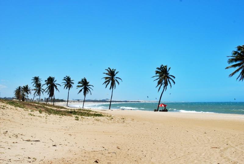 Passeios em Fortaleza: Dunas da Praia do Cumbuco