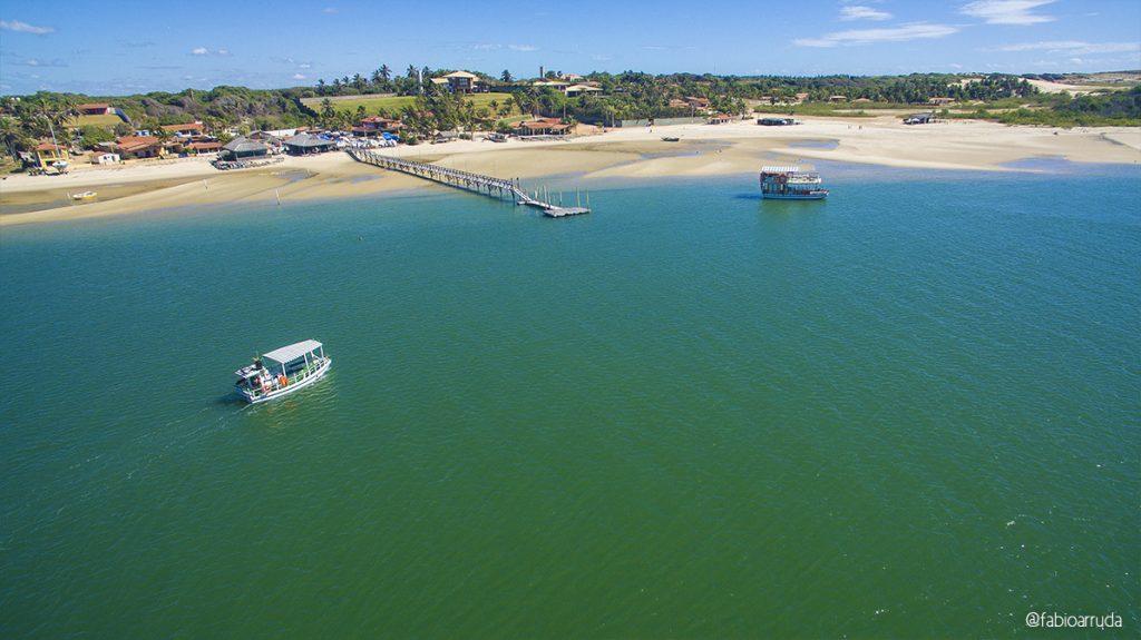 Praia de Fortim