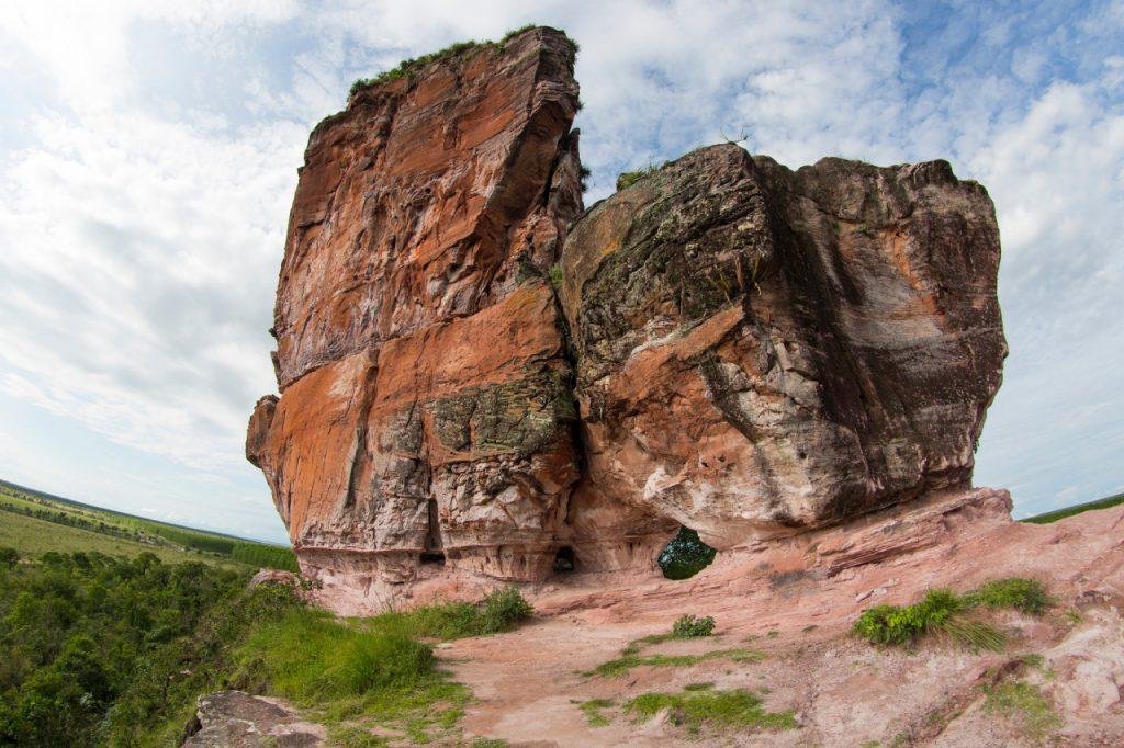 Pedra Furada - Jalapão