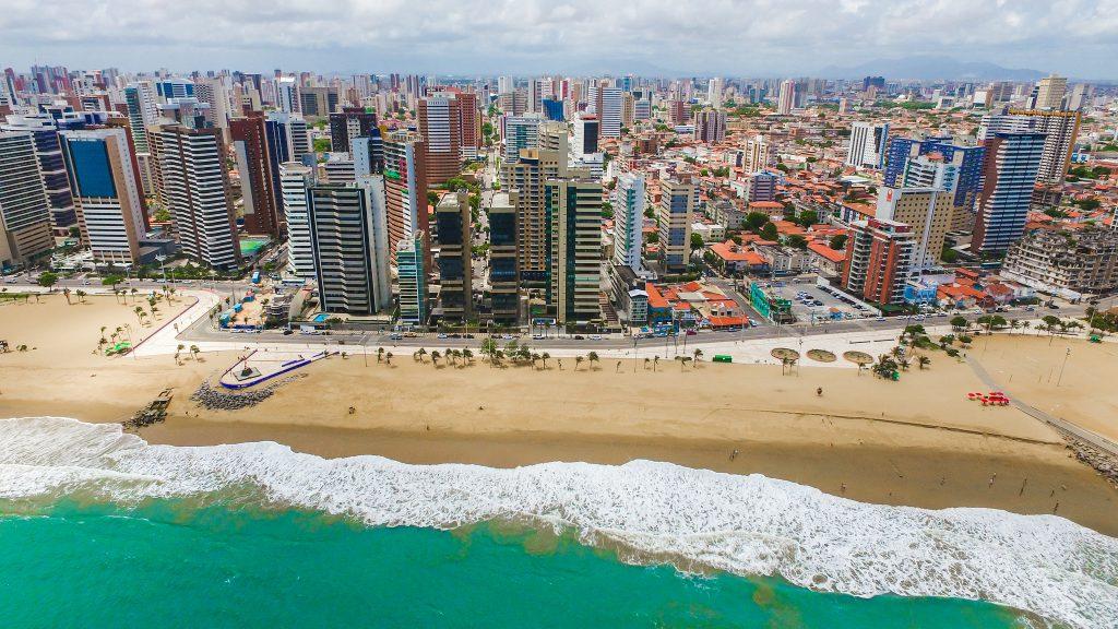 Fortaleza - CE. Foto: Ministério do Turismo
