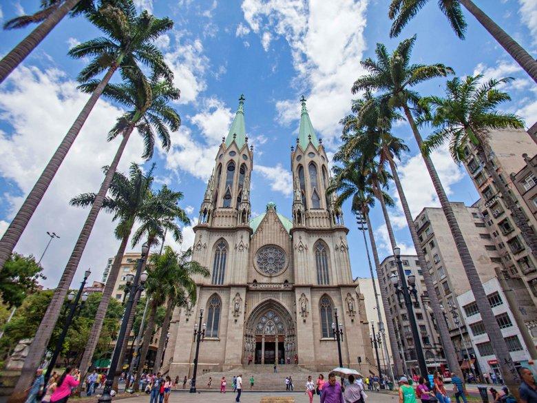 Praça da Sé - São Paulo.