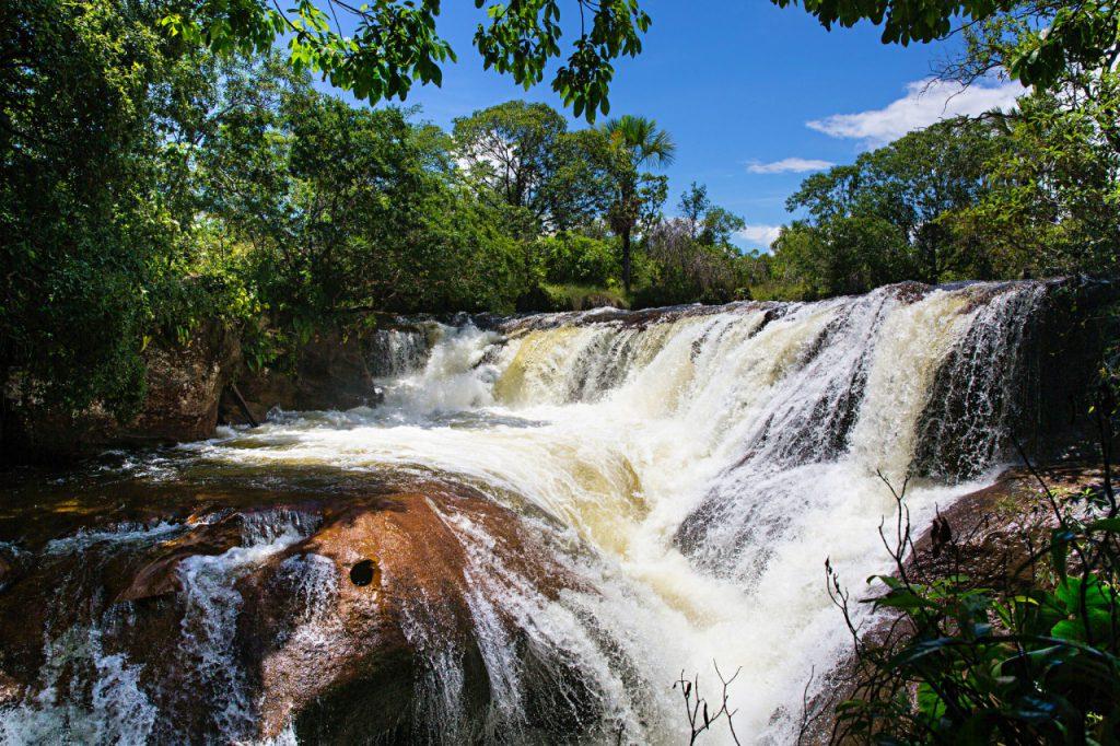 Cachoeira da Soninho Pequena, Jalapão - Tocantins