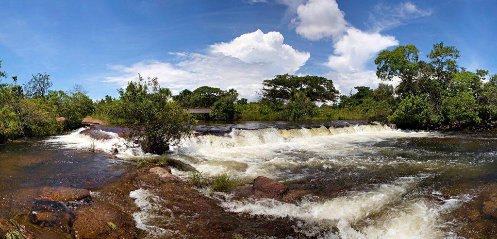 Cachoeira da Soninho Pequena, Jalapão - Tocantins.