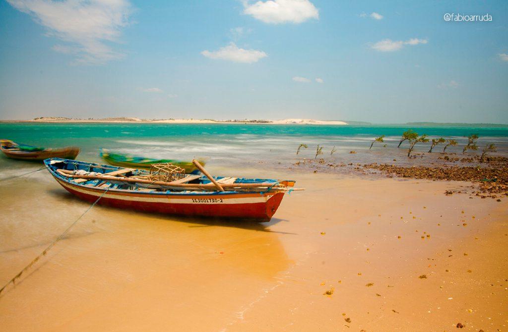 Camocim2 1024x670 - Nossa lista oficial das 7 melhores praias para curtir o verão no litoral cearense