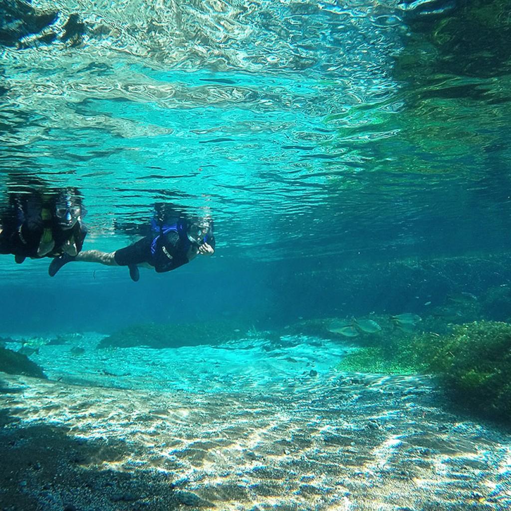 flutuacao 4 1440 1024x1024 - Bonito - Um paraíso do ecoturismo no Mato Grosso do Sul