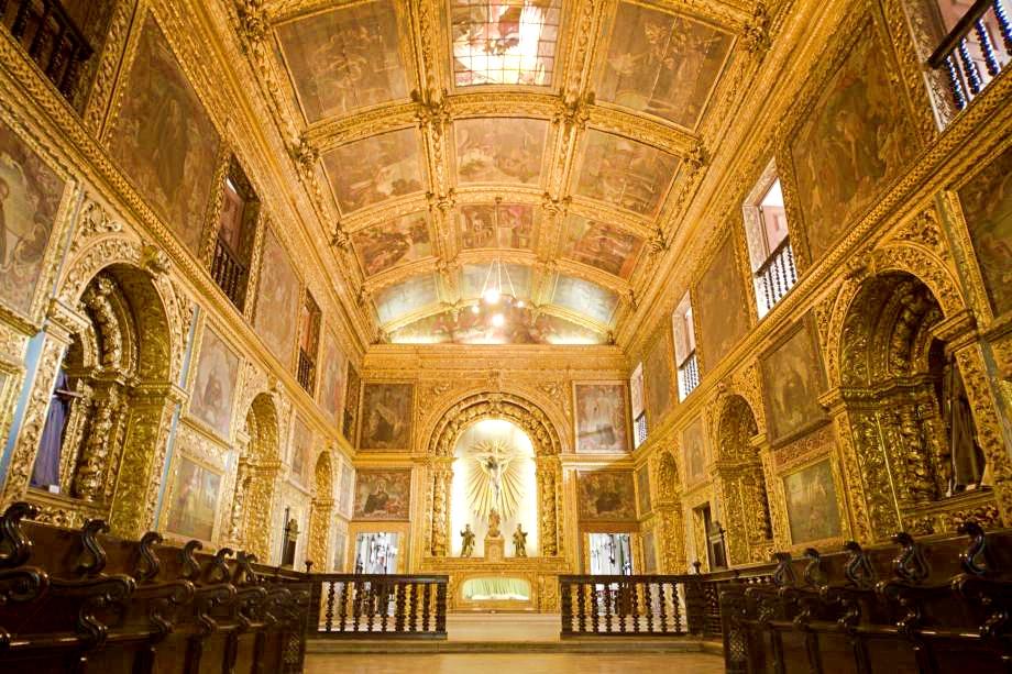 igreja da ordem terceira de sao francisco 1 - Recife - Do Centro Histórico as Praias que você não pode deixar de visitar