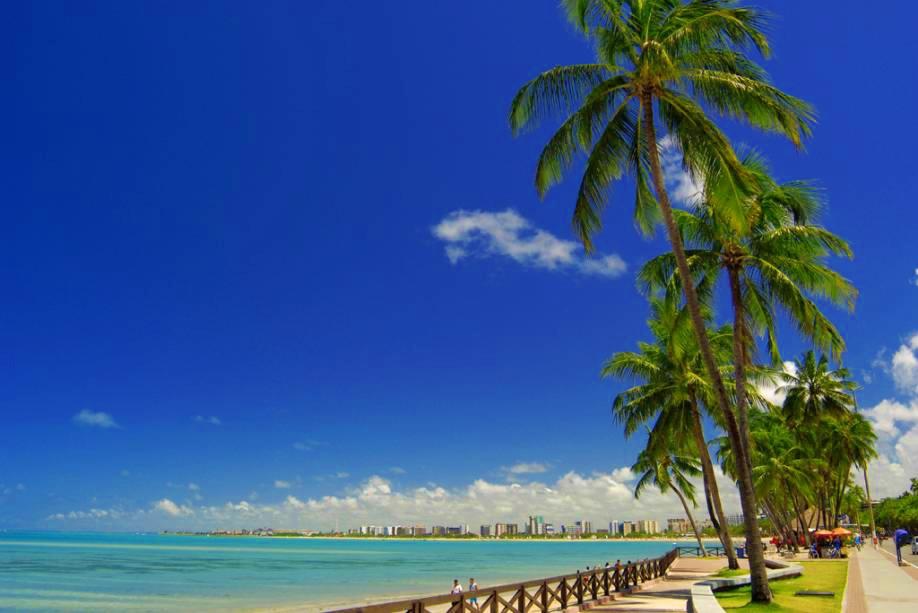 Praia de Pajuçara - Maceió