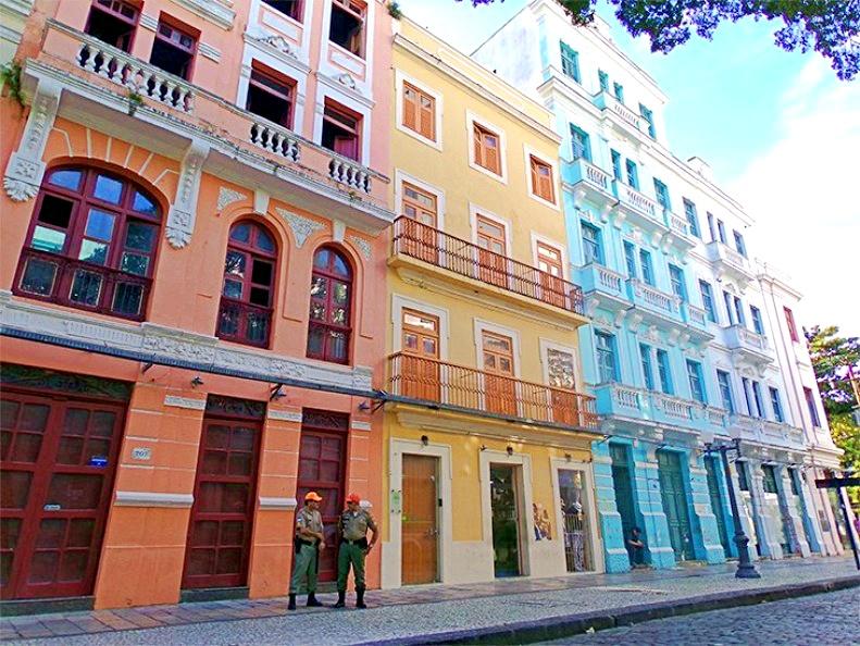 rua do bom jesus 3 - Recife - Do Centro Histórico as Praias que você não pode deixar de visitar