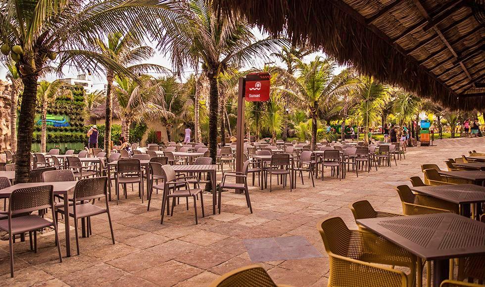 croco destaque 02 980x580 - 5 melhores barracas da Praia do Futuro Fortaleza