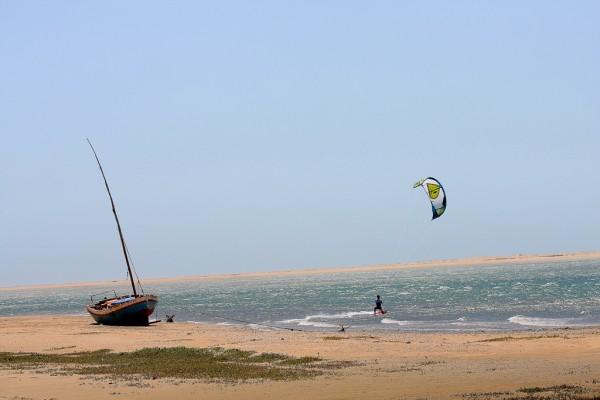 Ilha do Guajiru Foto 5 Natinho Rodrigues 600x400 - Turismo de Esporte - onde e quais modalidades praticar no Ceará