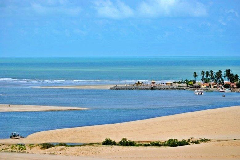 Praia de Mundaú- CE - O que fazer em Fortaleza?