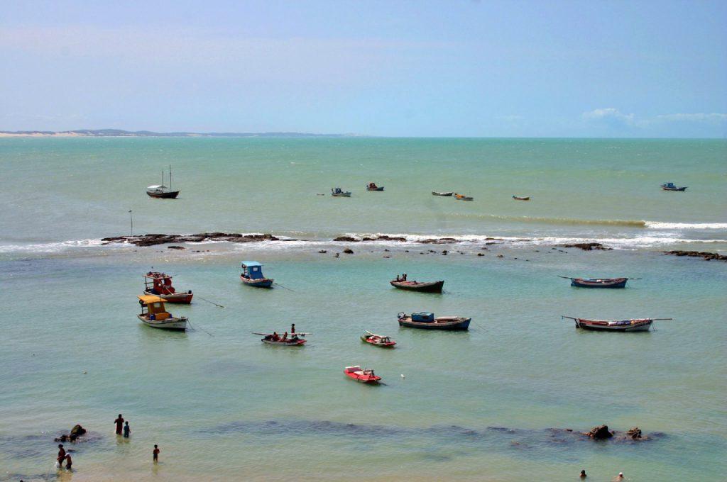 Baiá dos Golfinhos 1024x680 - Praia de Pipa RN - Roteiro e dicas do que fazer