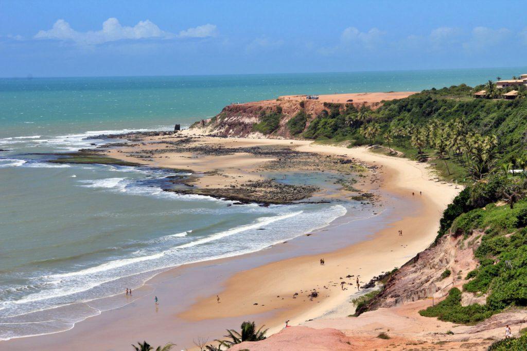 Praia do Amor  1024x682 - Praia de Pipa RN - Roteiro e dicas do que fazer
