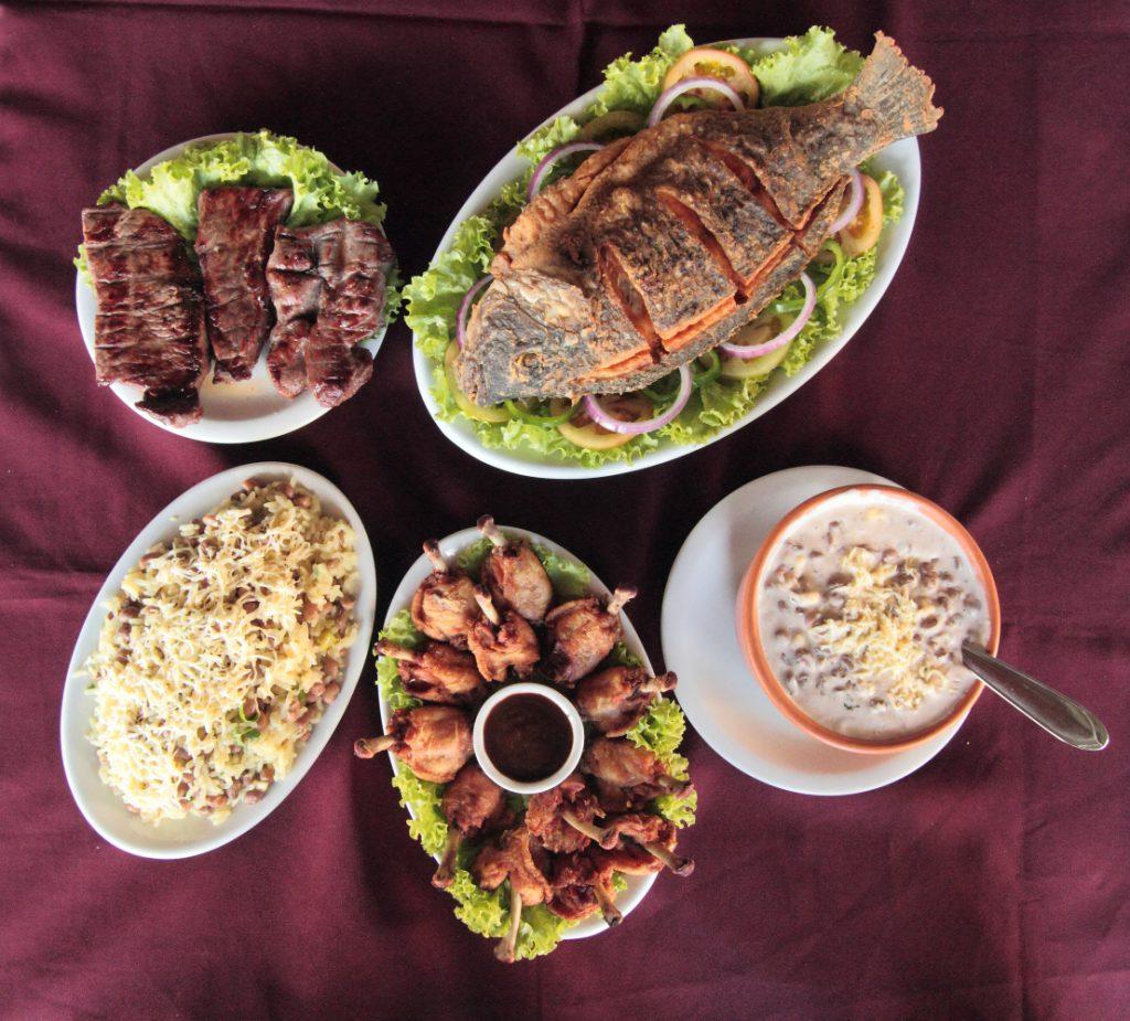 Vós Comidas Regionais Kina do feião verde 98 1024x925 - Roteiro Gastronômico: os melhores lugares para descobrir a culinária cearense