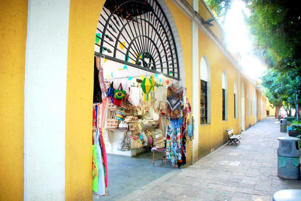 Emcetur - Centro de Turismo do Ceará. Pontos turísticos de Fortaleza.