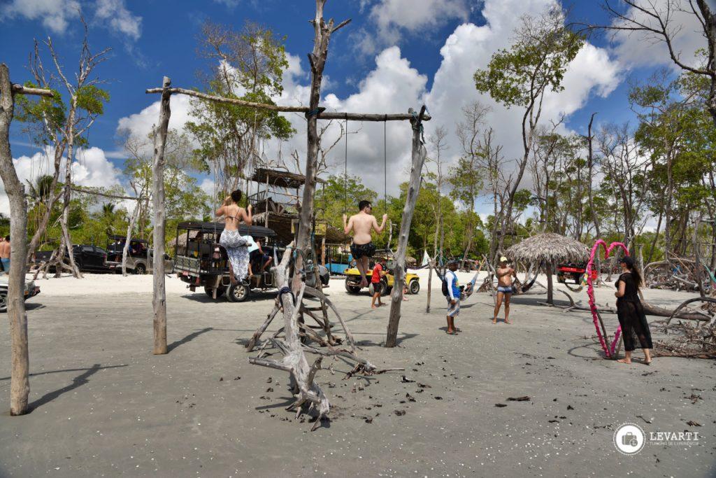 Passeios em Jericoacoara - Praia do Mangue Seco