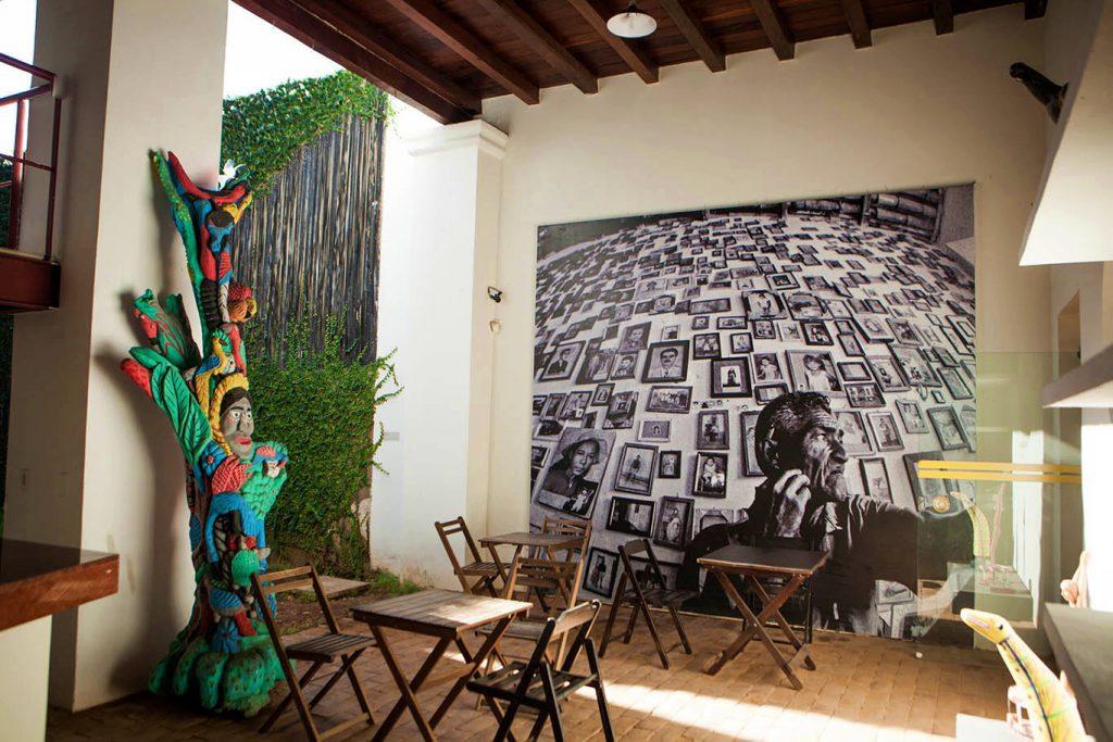 vos crea sobrado jose lourenco 19 1024x683 - Fortaleza: Os melhores museus e espaços culturais da cidade para visitar