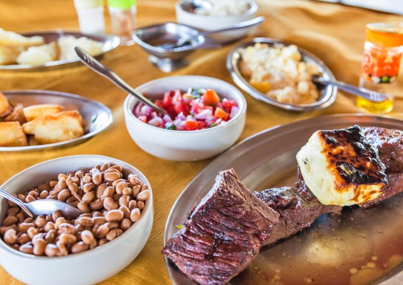Carne de sol - Culinária do Nordeste