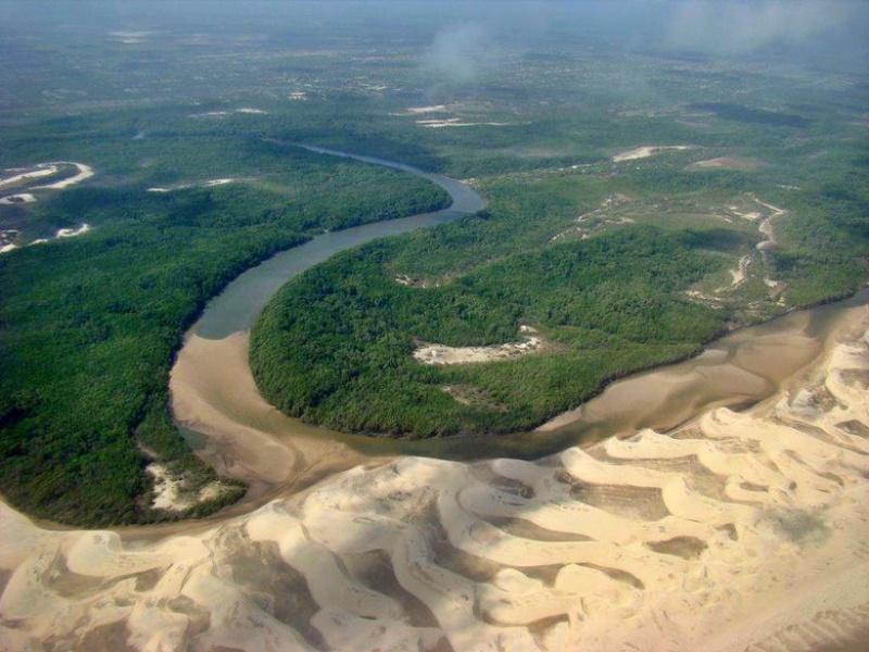 5a664809710000d8ebf4518a 1516652569748 - Delta do Parnaíba - Um santuário ecológico do Brasil