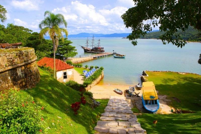 anhatomirim dicas florianopolis passeios santa catarina scuna ferias praias 1024x683 - Florianópolis - os melhores passeios e locais para você aproveitar