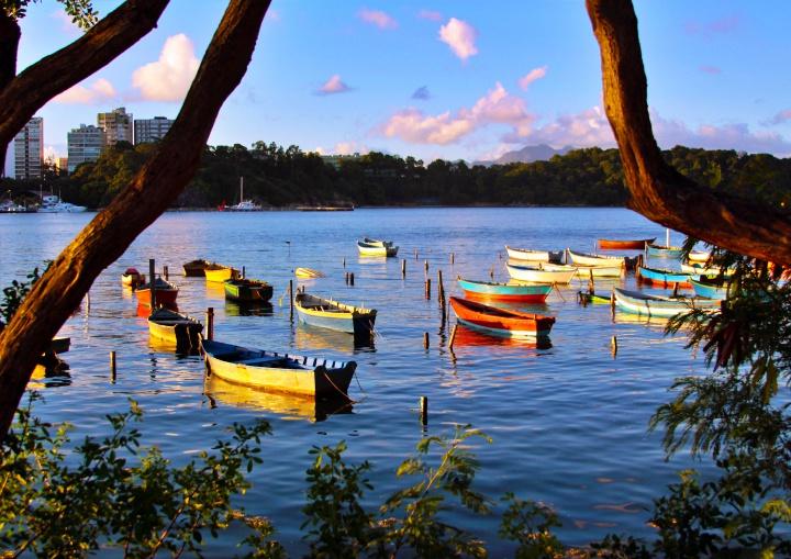 Ilha do Frade, Vitória ES