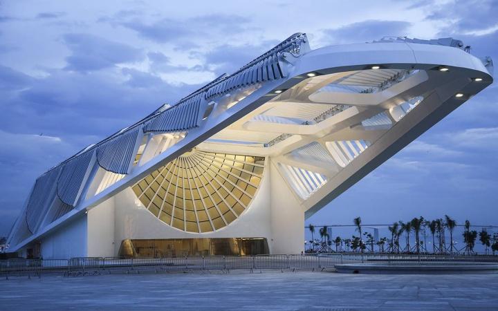 MdA BernardLessa - Museu do Amanhã RJ - Exposições, como chegar e quando visitar