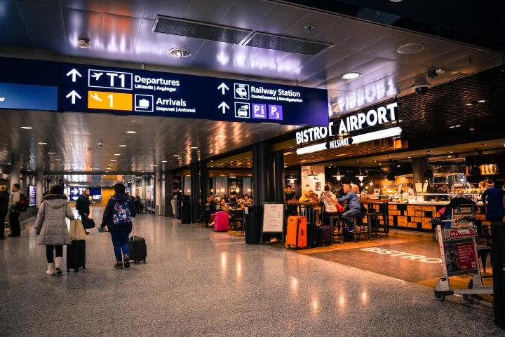 Tax Free Airport