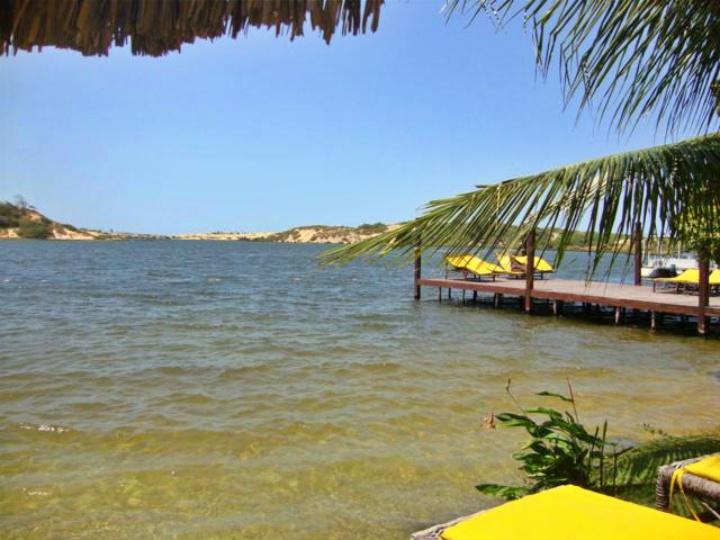 Lagoa das Almécegas - Praia de Lagoinha