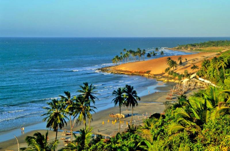 passeios em Fortaleza - Praia de Lagoinha