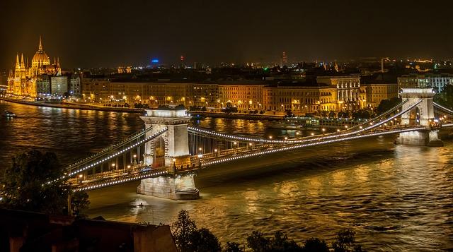 Budapeste, Hungria - Destinos internacionais baratos