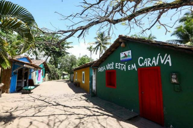 como chegar litoral sul bahia 820x547 - 10 super destinos para aproveitar o réveillon no Brasil