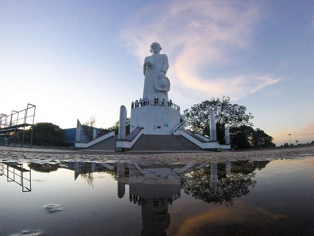 estátua padre cícero juazeiro - Fé e devoção: conheça 5 destinos religiosos no Ceará