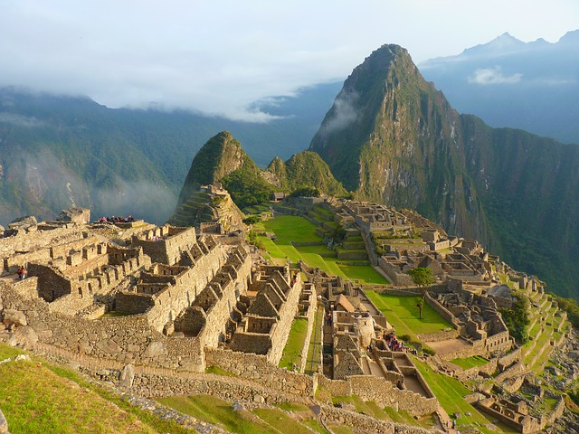 Machu Picchu - Peru. Destinos internacionais para viajar barato.