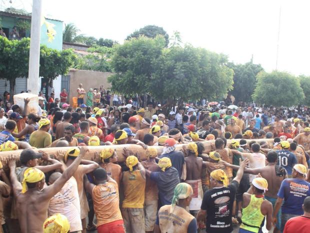 procissão do pau barbalha g1 globo - Fé e devoção: conheça 5 destinos religiosos no Ceará