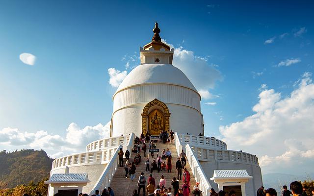 Destinos internacionais para viajar barato - Nepal. Viajar barato.