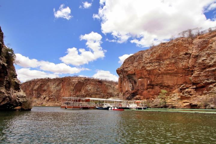 26254359547 6fdb1d7100 k - Cânion do Xingó: como visitar e fazer o passeio de barco