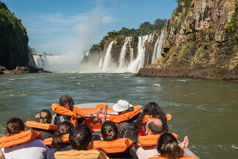 Passeio Safari Macuco, Parque das Cataratas do Iguaçu