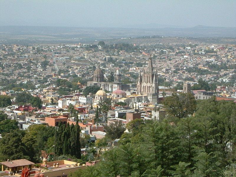 800px San Miguel de Allende - No México, os Pueblos Mágicos guardam histórias, tradições e muito o que visitar