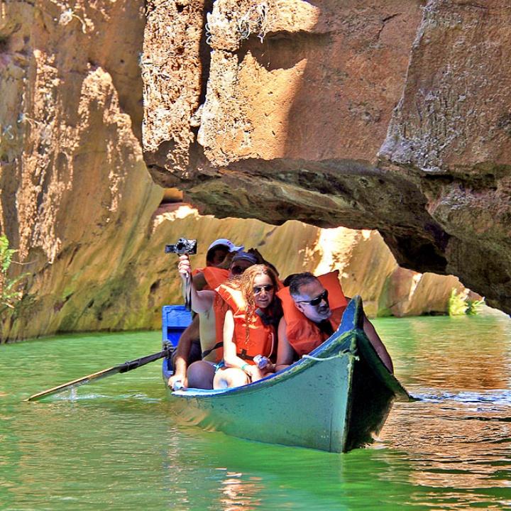 Canion do Xingo Como chegar Caninde Sao Francisco Sergipe gRUTA - Cânion do Xingó: como visitar e fazer o passeio de barco