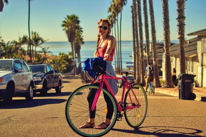 bicycle 1868162 1280 - Turismo sustentável - Como reduzir os impactos das nossas viagens?