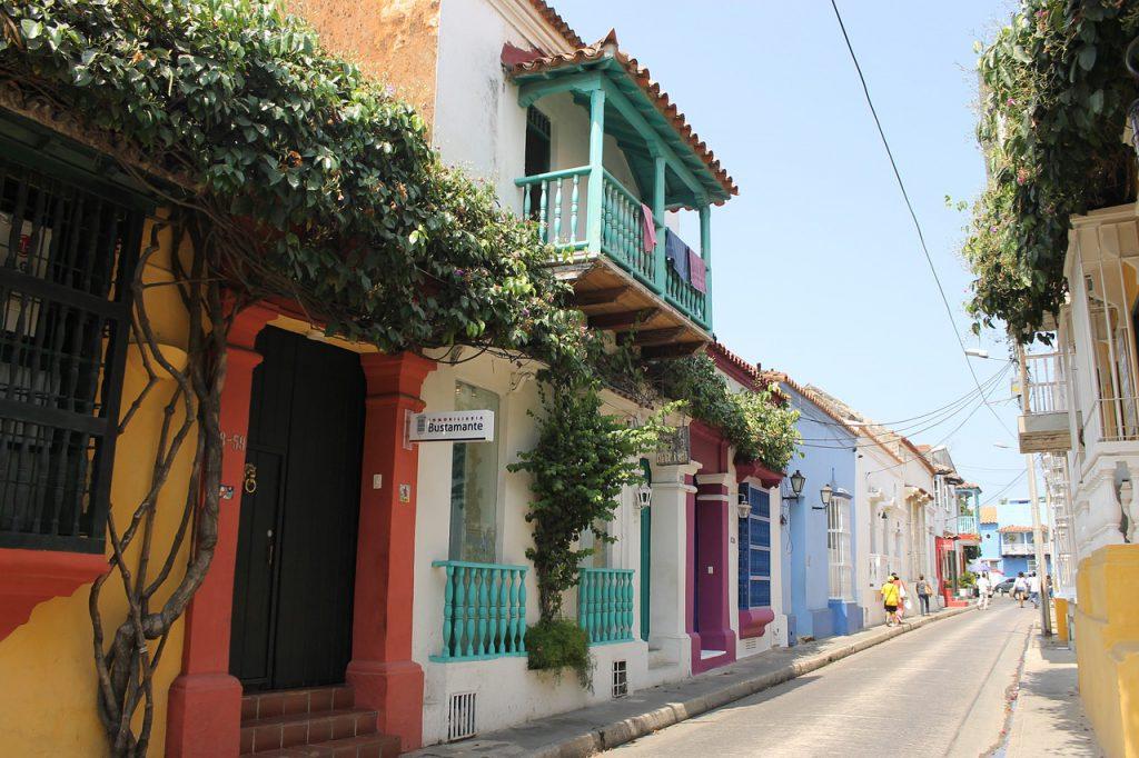 cartagena 1247674 1280 1024x682 - Cartagena das Índias, Colombia - Um destino colorido e vibrante